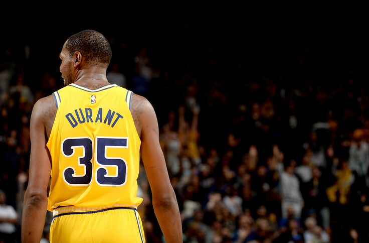 New York Knicks Kevin Durant S Warriors Teammates Think He