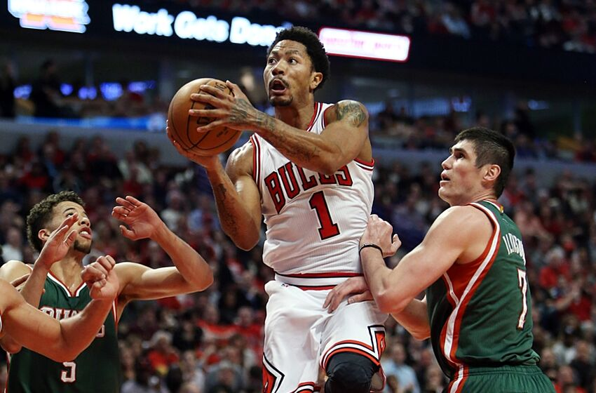 db566188a997 Milwaukee Bucks torched by Chicago Bulls guards in Game 1