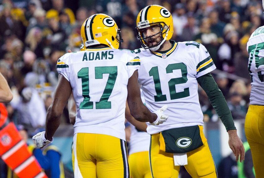 Nov 28 2016 Philadelphia Pa Usa Green Bay Packers Quarterback Aaron