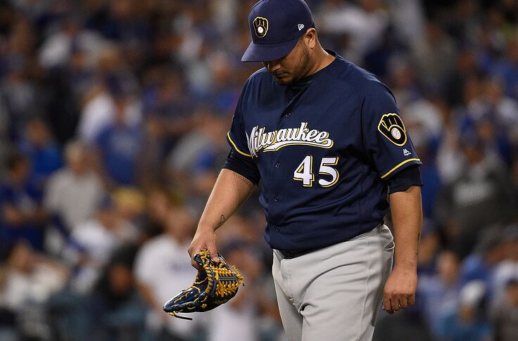 Milwaukee Brewers: The Opening Day Starter Curse Lives On