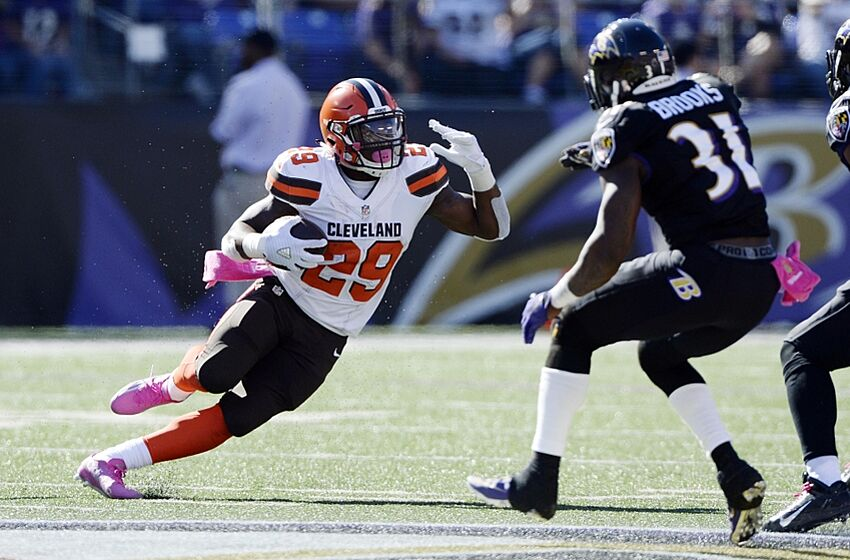 5c7dd492d64 Duke Johnson is the playmaker the Browns need