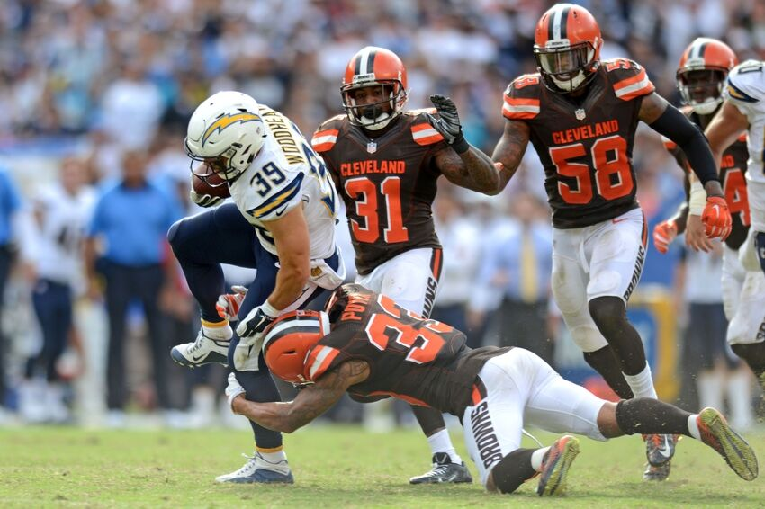 Is The Cleveland Browns Defense Simply Too Complicated
