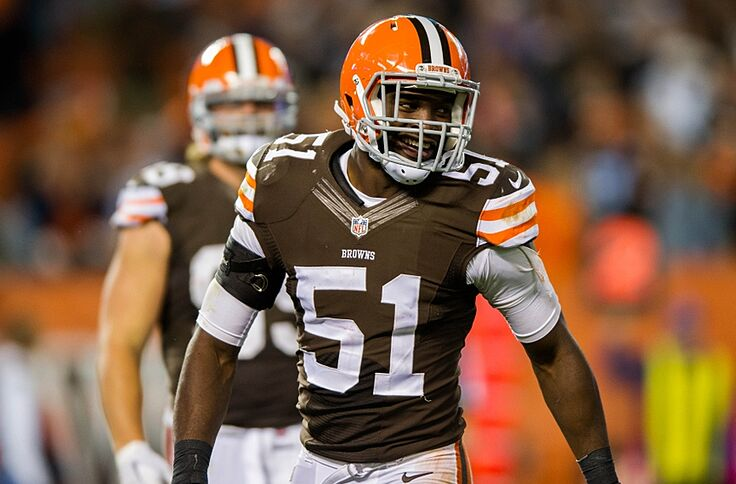official photos 746f0 8bab3 Cleveland Browns: Barkevious Mingo traded to Patriots