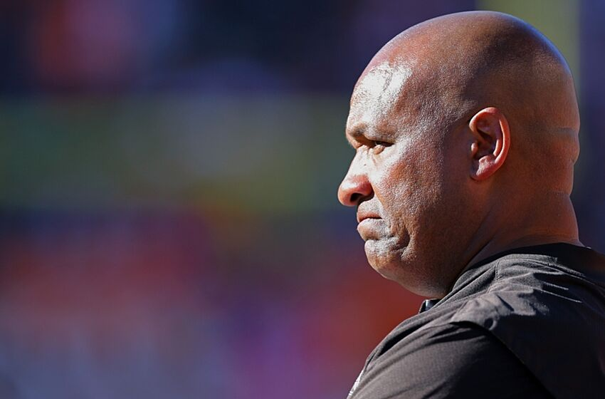 Cleveland Browns: Hue Jackson shows that he means business