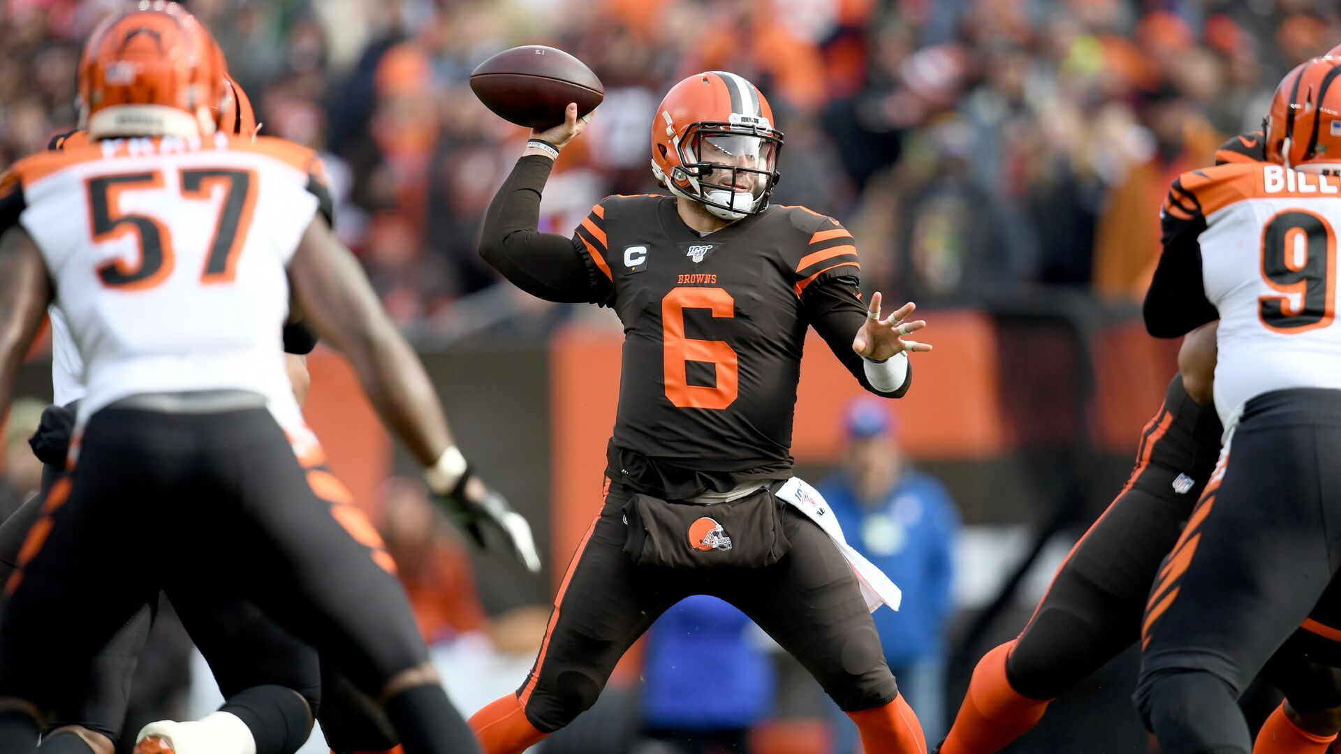 Cleveland Browns studs and duds from Week 14 victory over Bengals