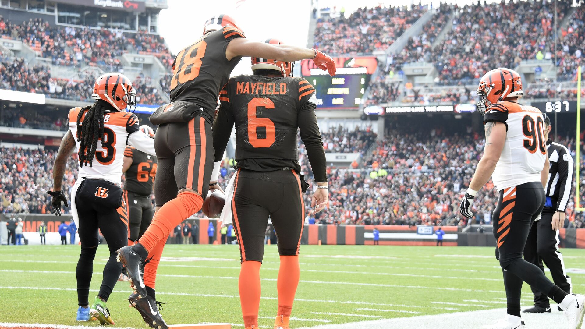 Cleveland Browns: Instant reactions to Week 14 win over Bengals