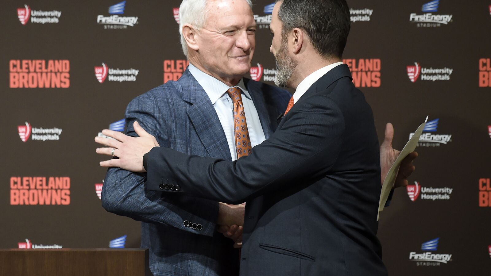 Cleveland Browns could be close to hiring George Paton as general manager