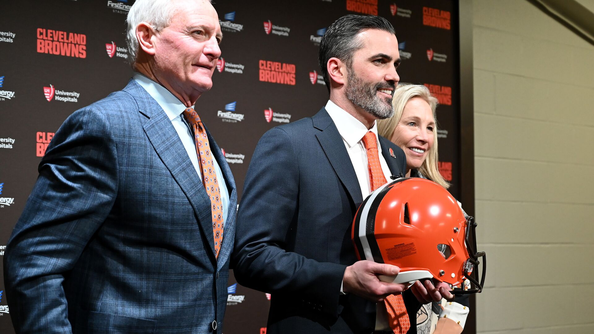 George Paton would add instant credibility to the Cleveland Browns