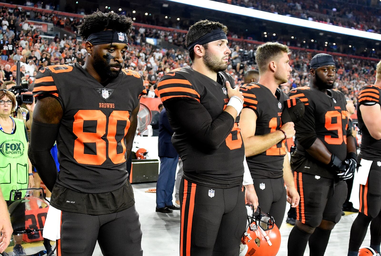 Cleveland Browns News: Jarvis Landry dishes on Baker Mayfield