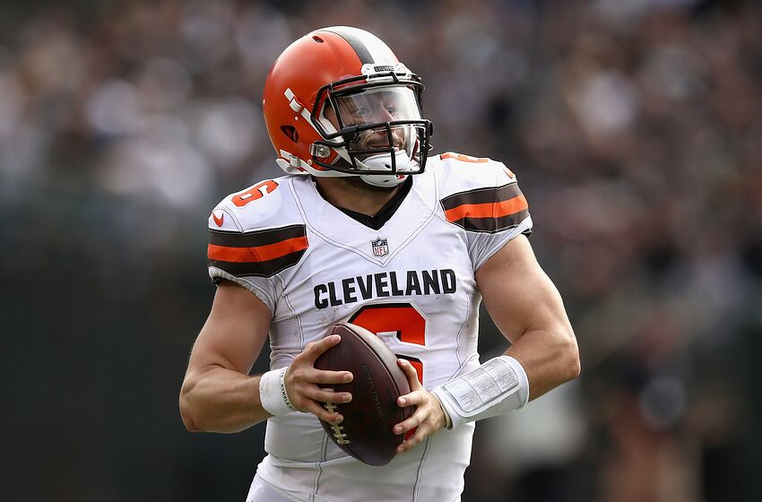 02b4abf17 Cleveland Browns  Can Baker Mayfield bounce back from a spoiled debut