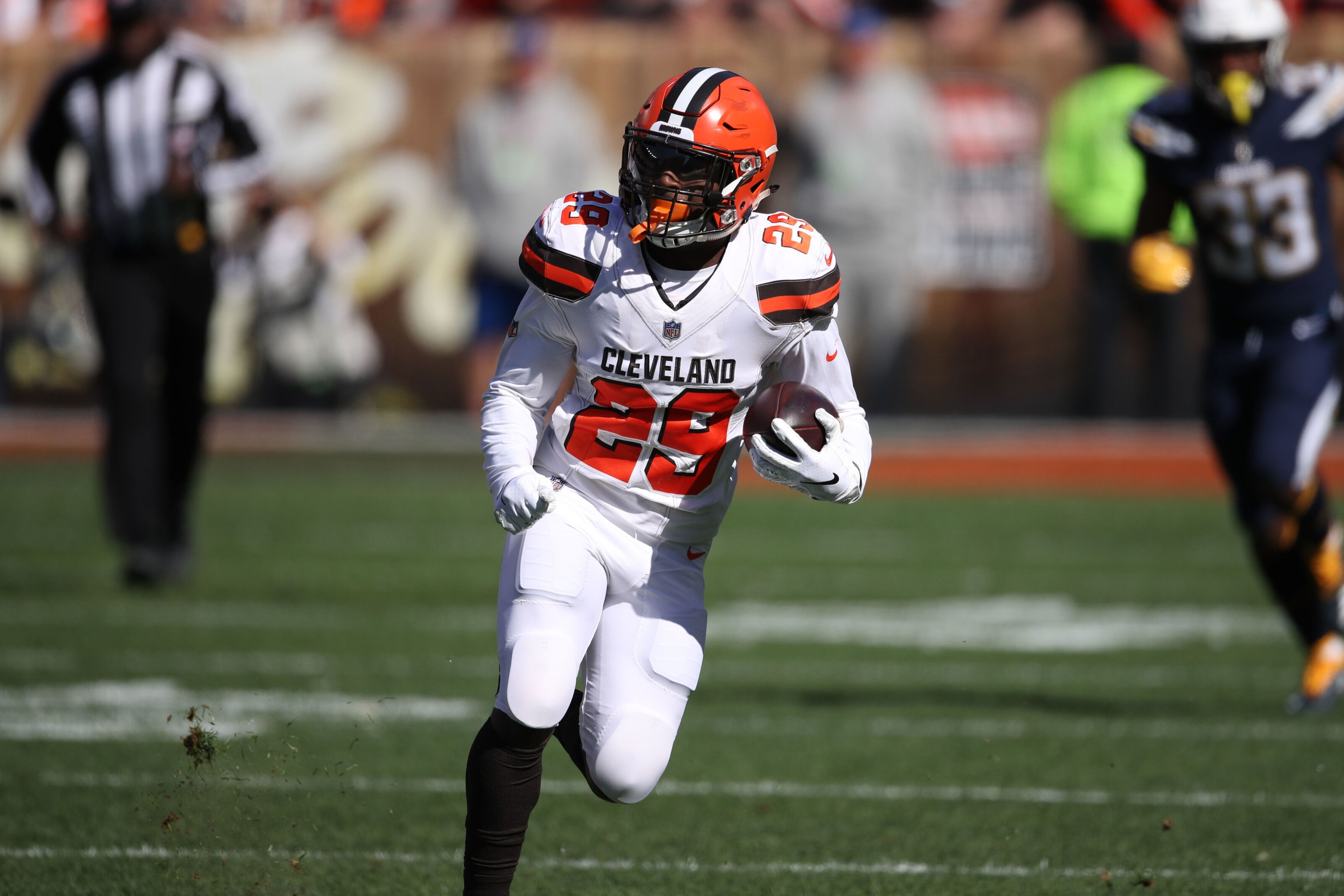 Cleveland Browns: Duke Johnson named one of the most 'Infuriatingly Misused' players in NFL