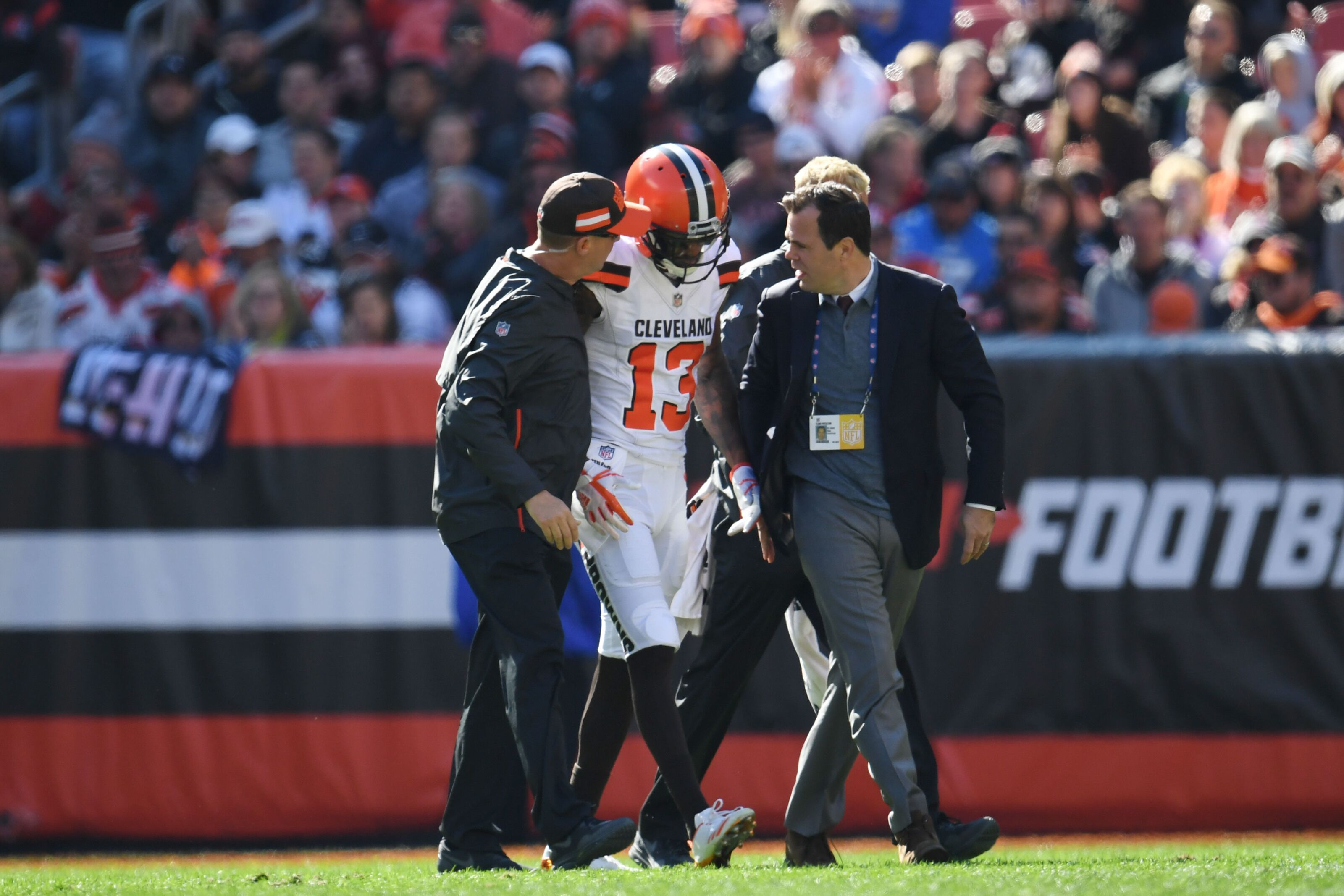 Cleveland Browns: Their taste of reality