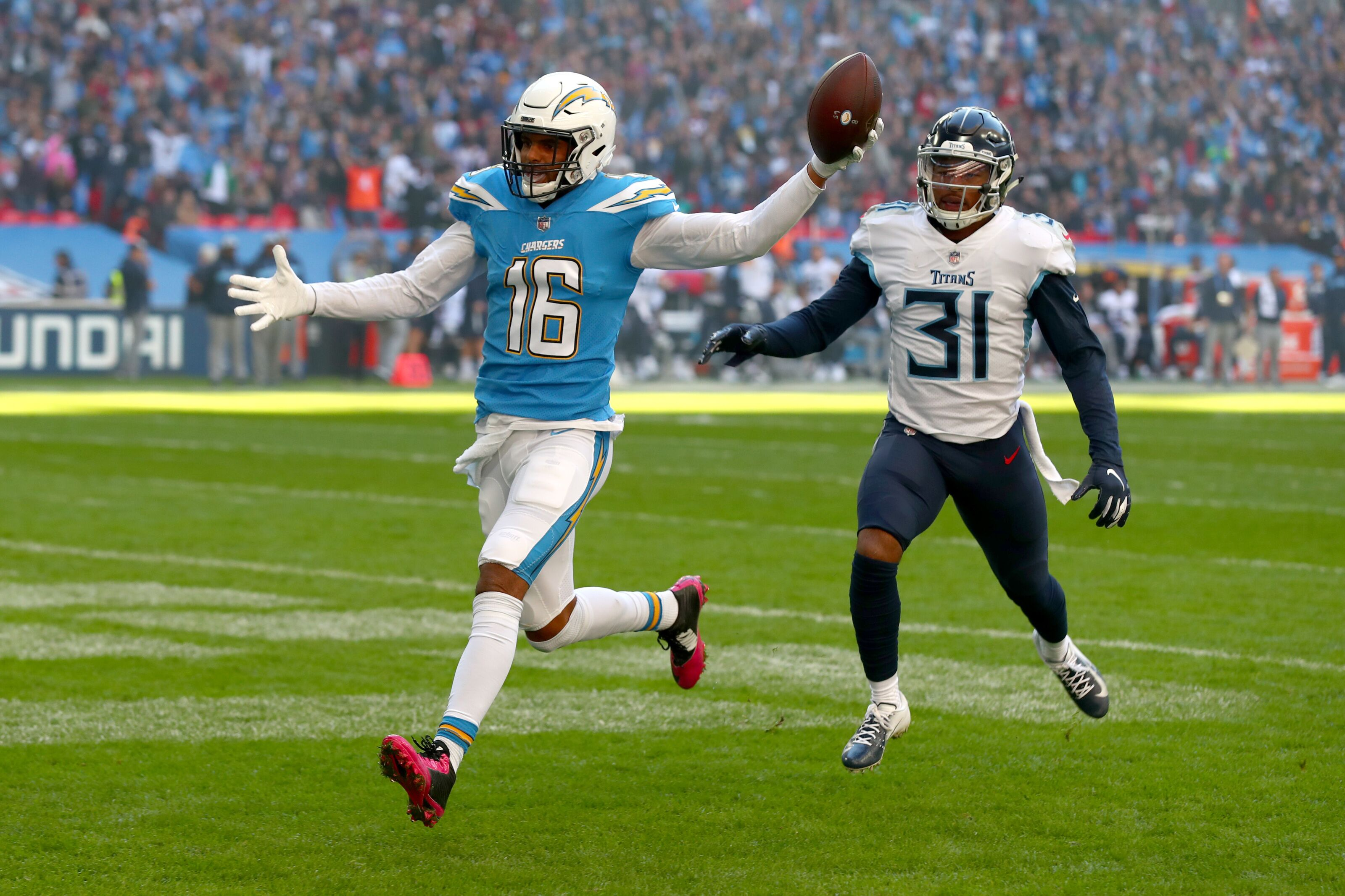 Cleveland Browns predicted as a landing spot for Tyrell Williams