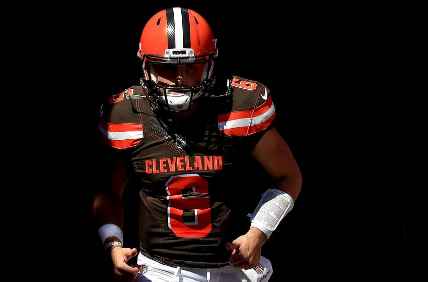 Cleveland Browns  Baker Mayfield s handling of coaching change shows ... 9b5fd2b45