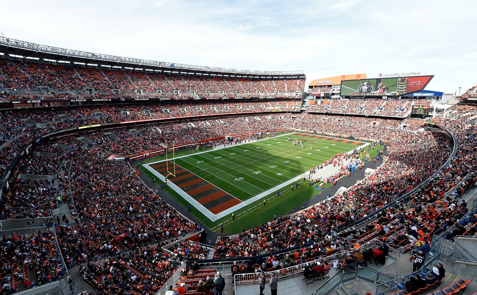 Cleveland Browns: The 100 Year offseason
