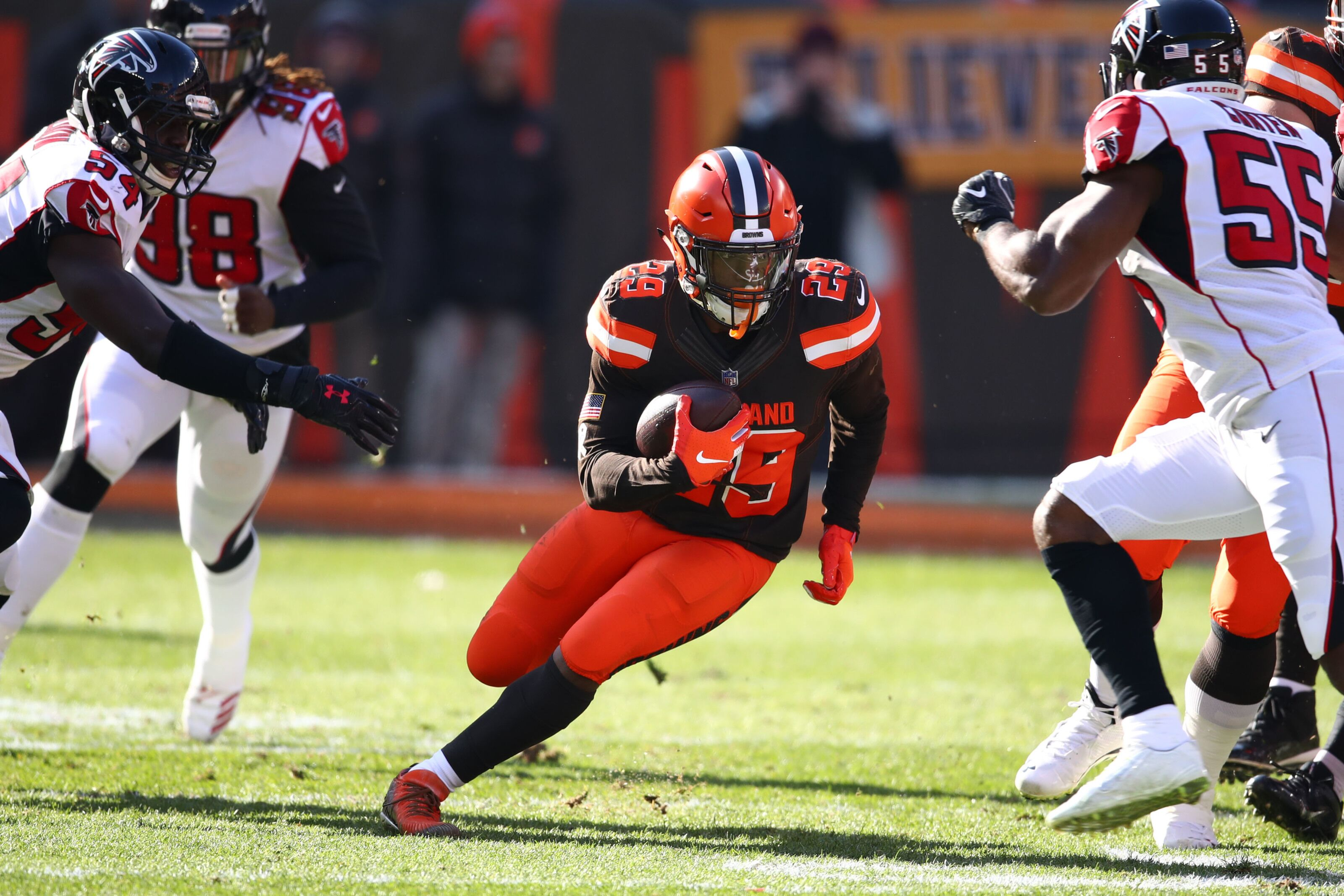 Cleveland Browns News: What is Duke Johnson's value?