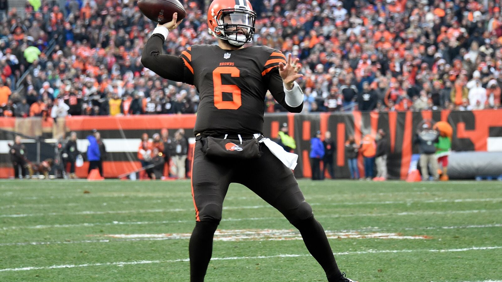 Top 10 single seasons by a Cleveland Browns player in the 2010s