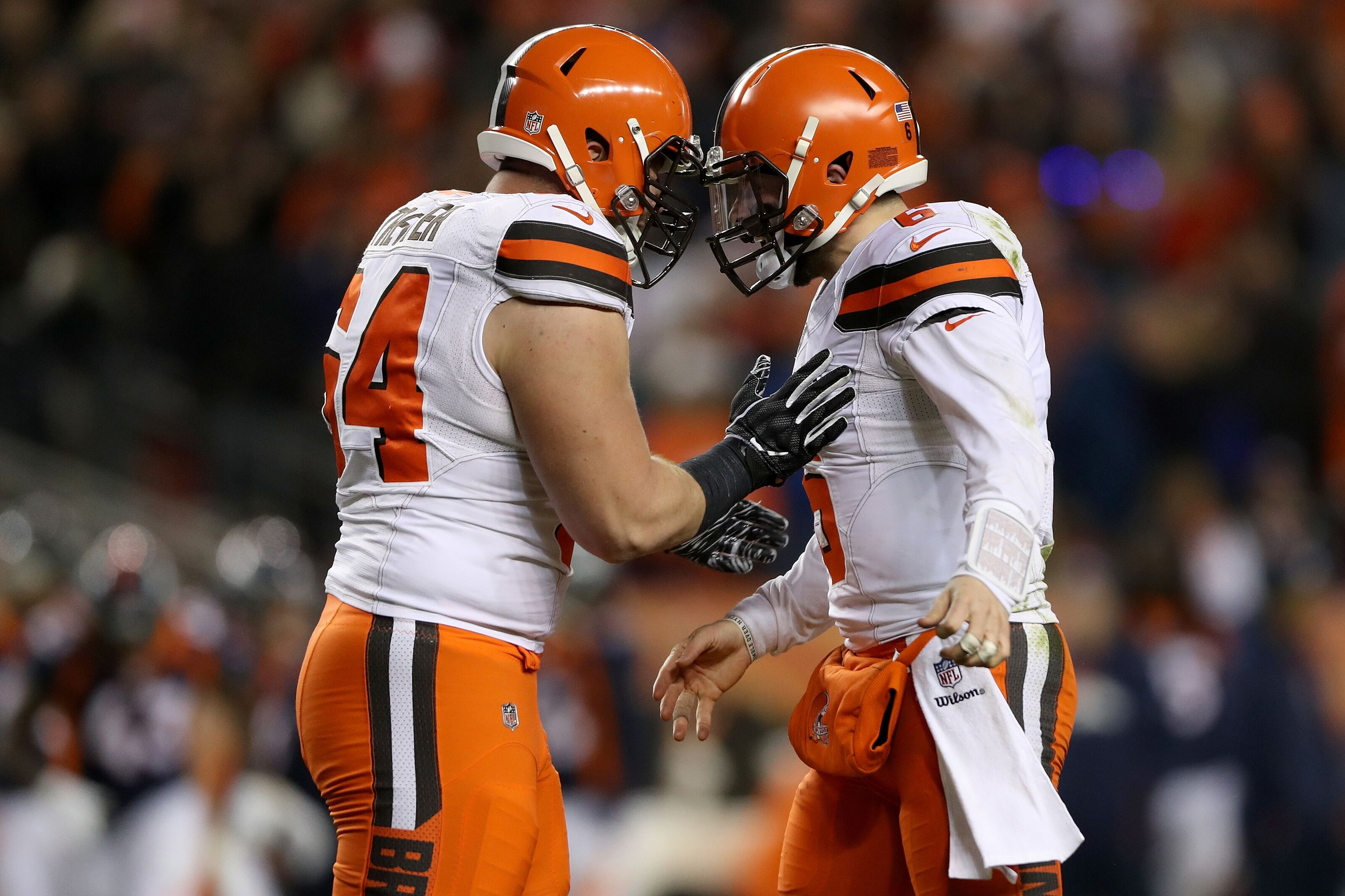 Will the offensive line be the downfall of the Cleveland Browns in 2019?