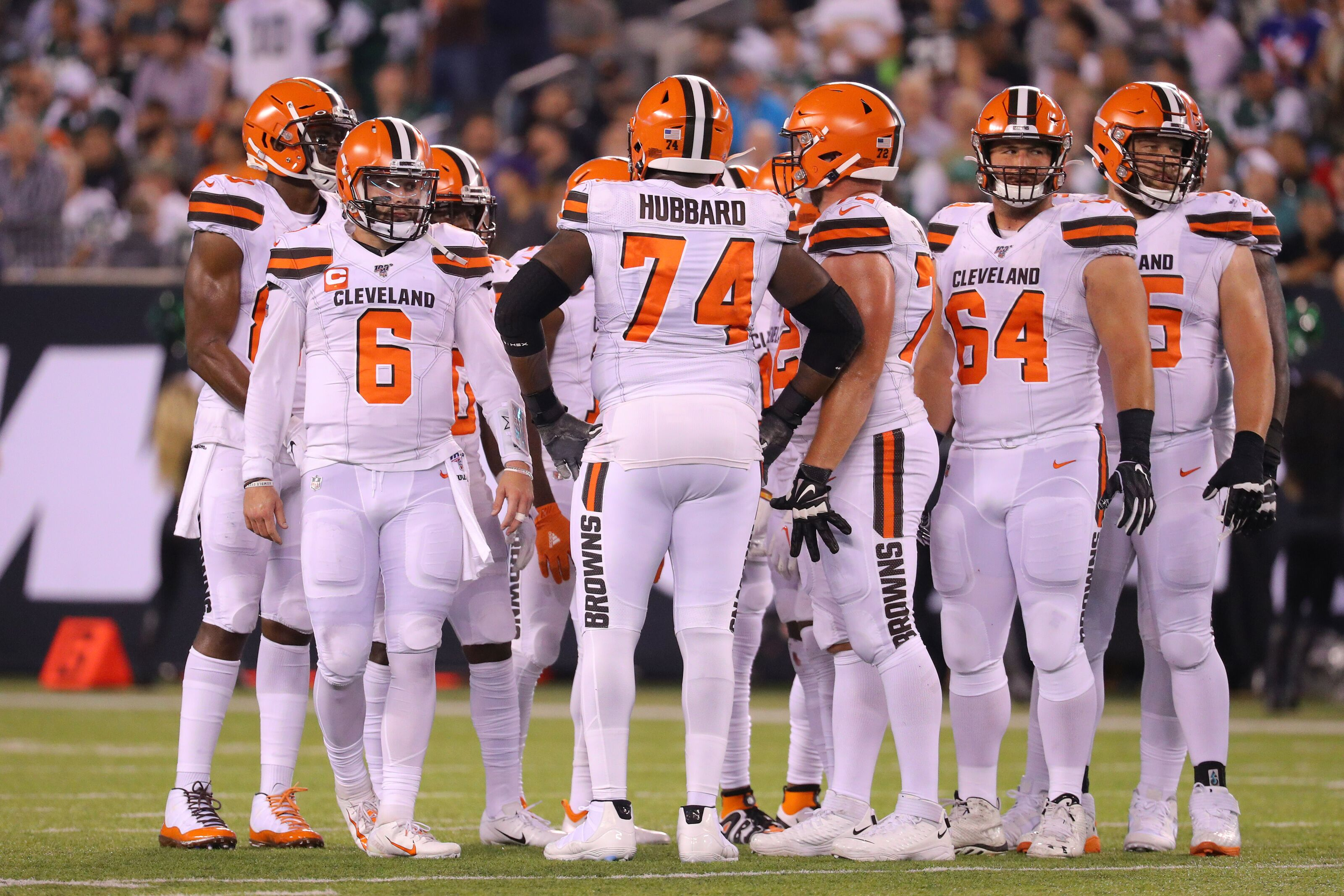 Cleveland Browns can move into first place with a win on Sunday Night Football