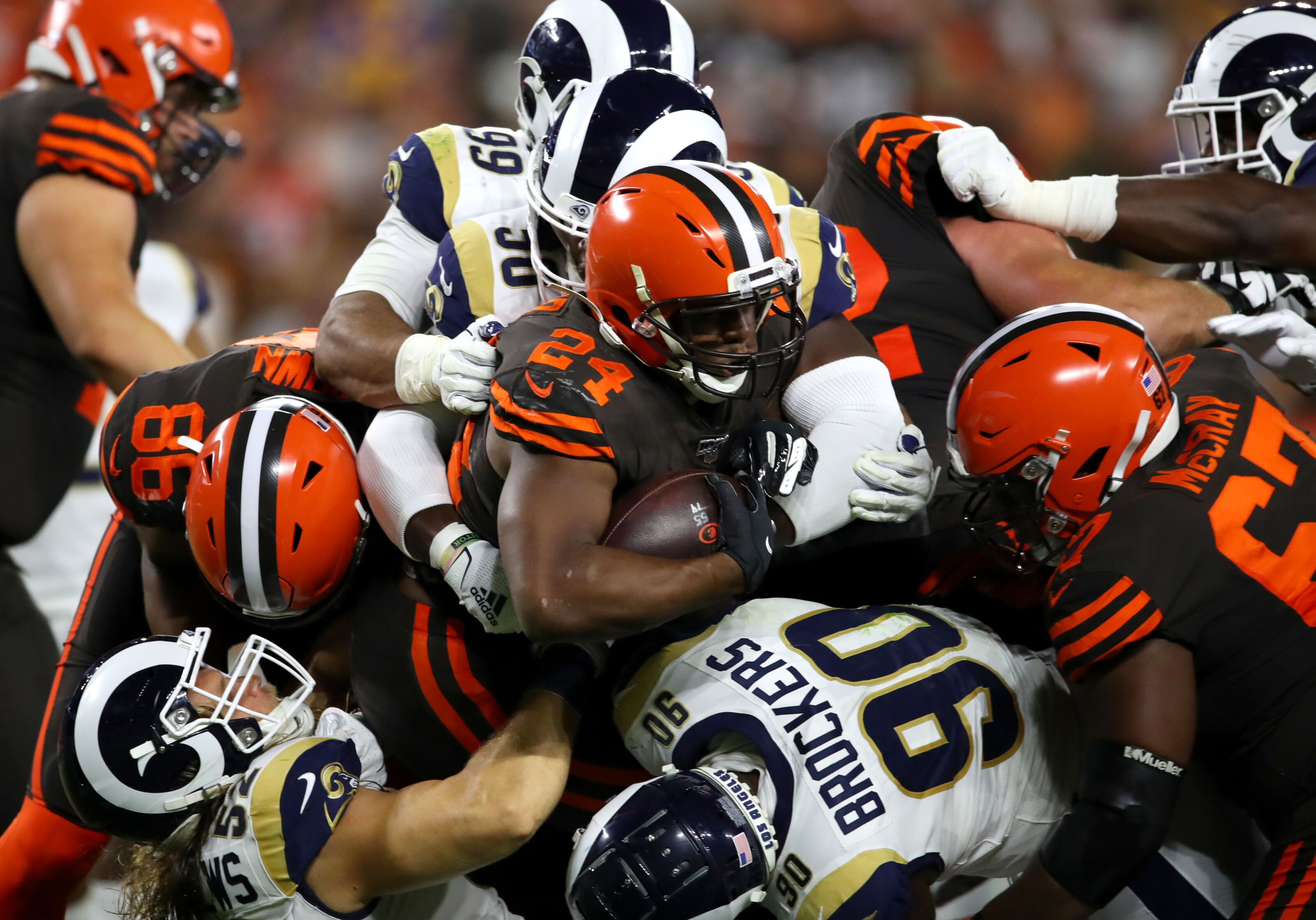 Cleveland Browns studs and duds from Week 3 loss to the Rams