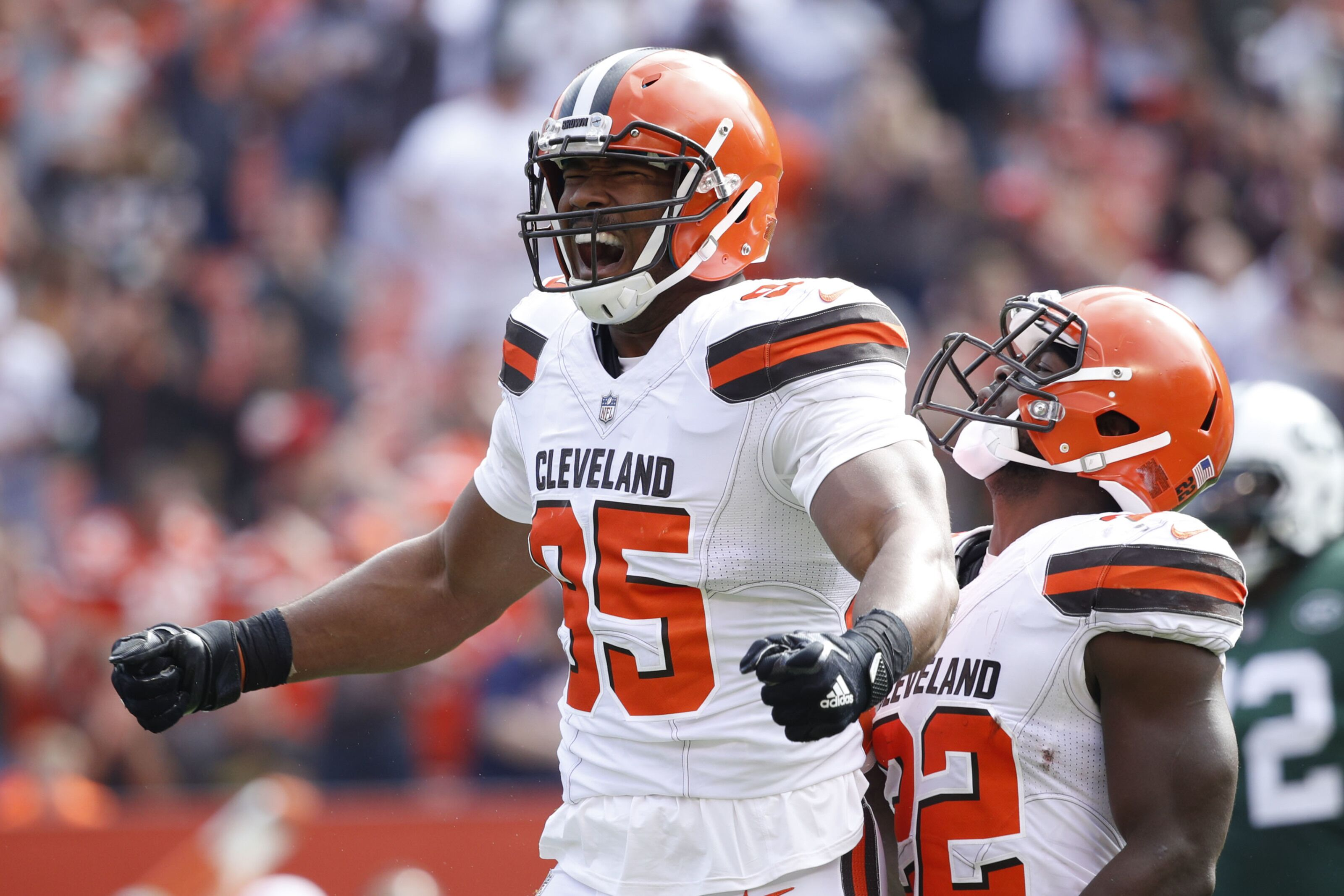 Cleveland Browns: Myles Garrett should seek out greatness this Sunday.