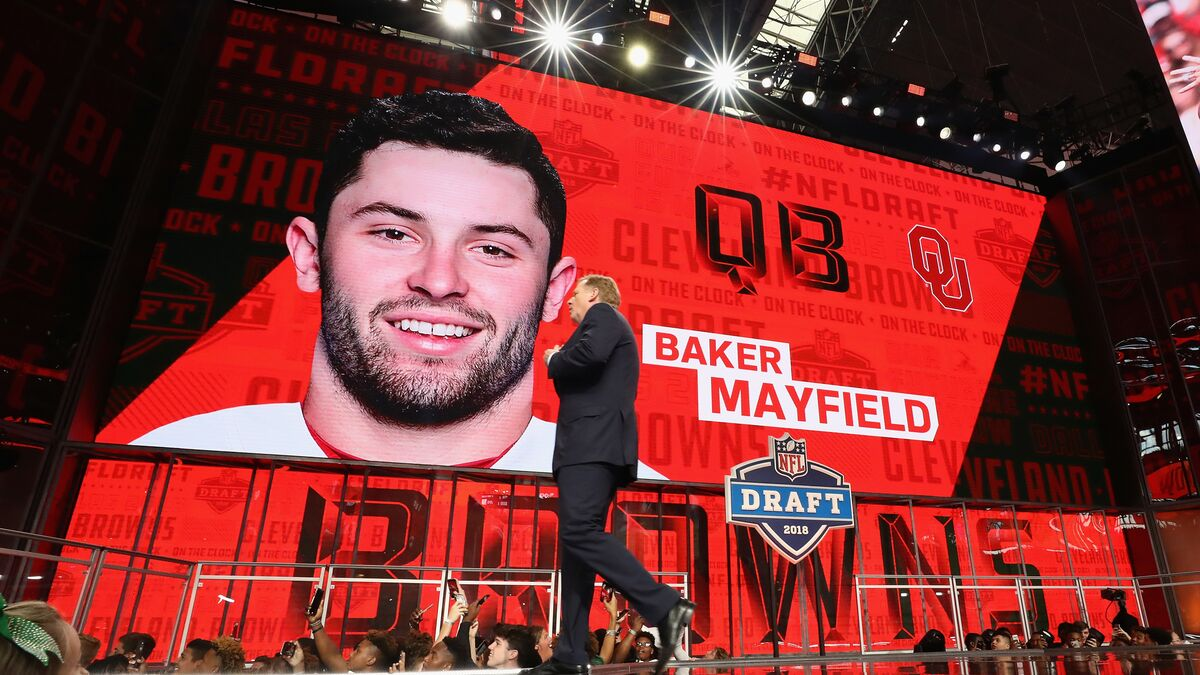 Cleveland Browns have no extra picks in 2020 NFL Draft