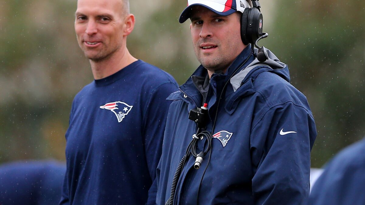Cleveland Browns to hire longtime Patriots assistant Chad O'Shea