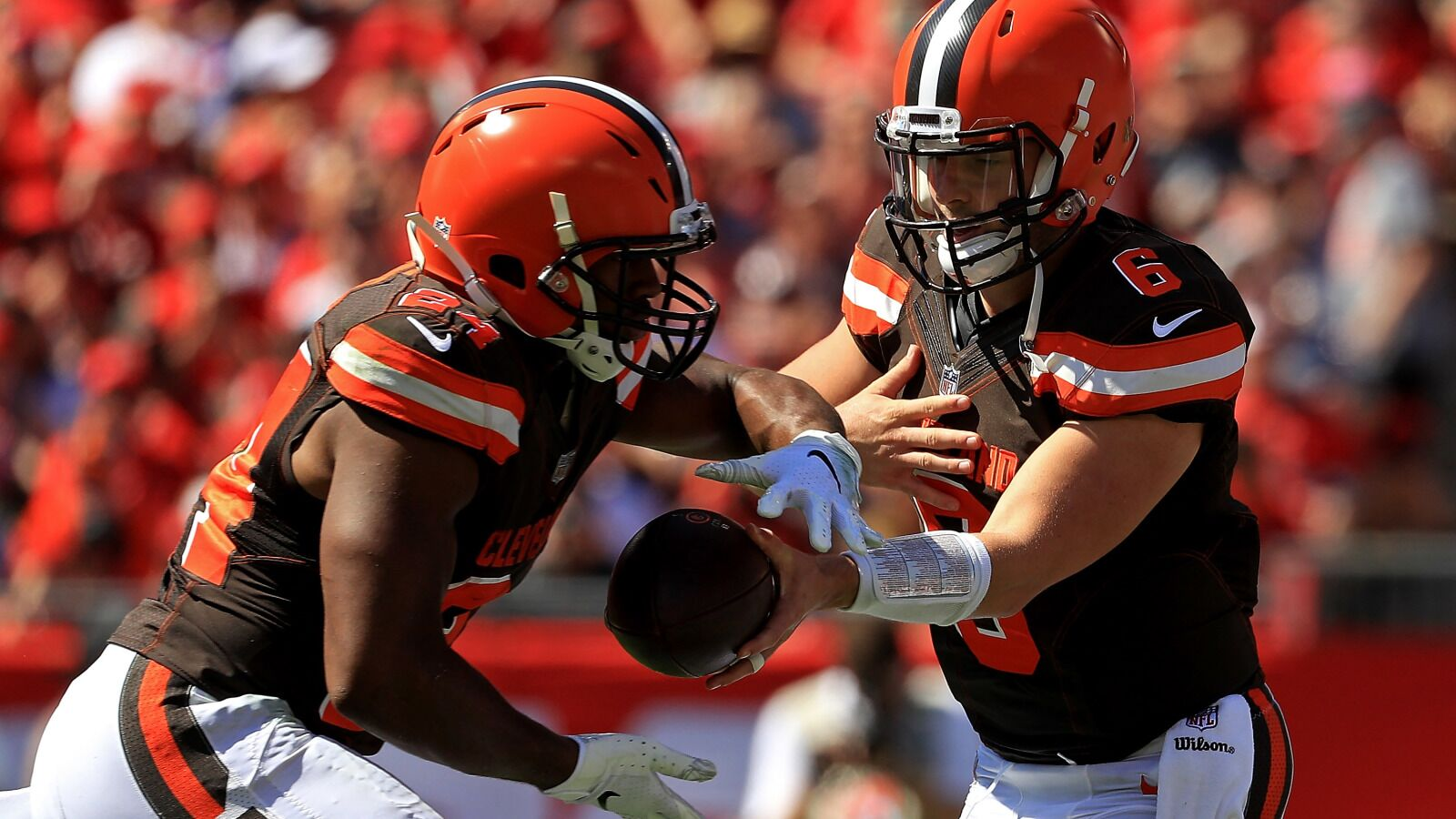 The Cleveland Browns All-Decade Team: Offense