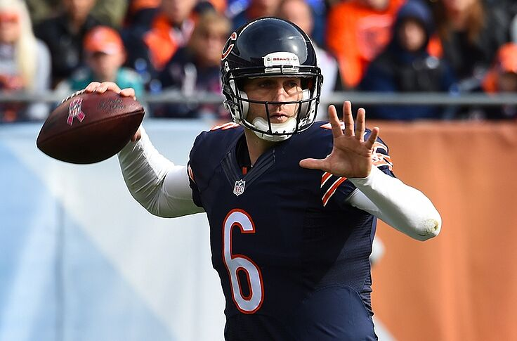 Marc Trestman Limiting Jay Cutler s Options  c8d57fc88