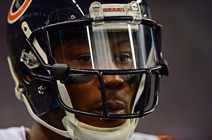 online store d2606 3e9ec Brandon Marshall May Be Back, But His Gig Will Be Gone