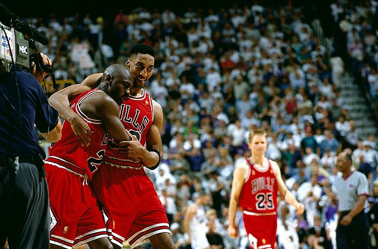 acbd42e270db10 MJMondays  Michael Jordan battles the flu