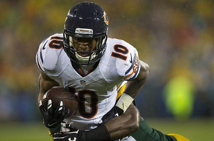 Chicago Bears News: Marquess Wilson breaks foot