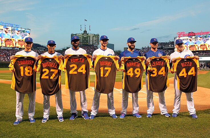 lowest price 0857e 8d9c9 Chicago Cubs News: Dexter Fowler to skip All-Star Game