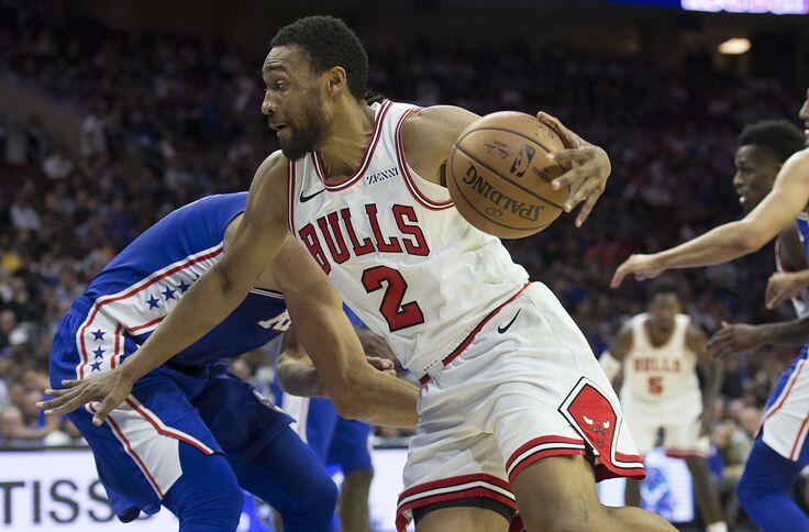 the best attitude 15c19 800df Chicago Bulls Rumors: Looking to package Jabari Parker ...