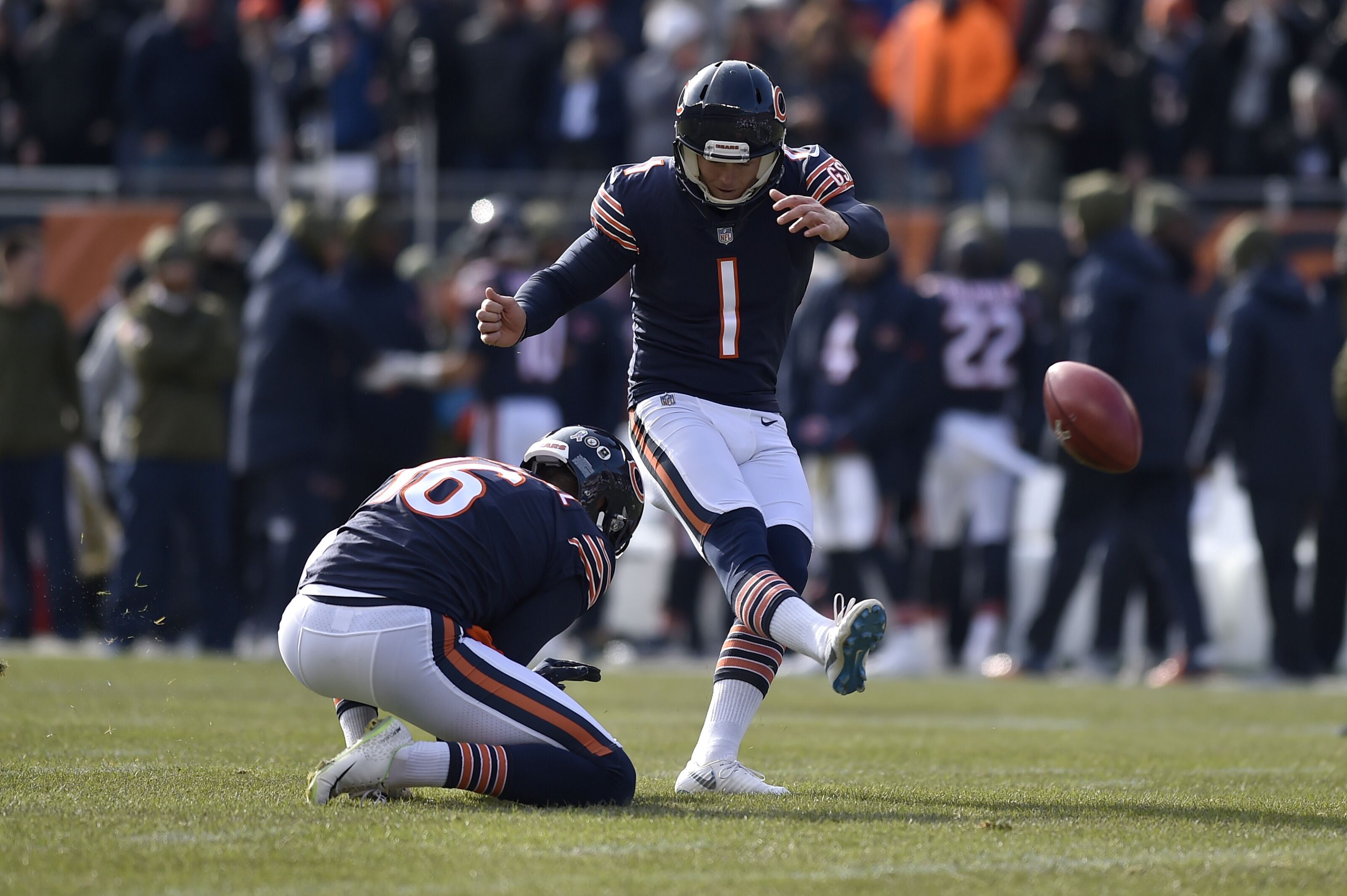 Chicago Bears Team Can T Address Most Glaring Issue Before Playoffs