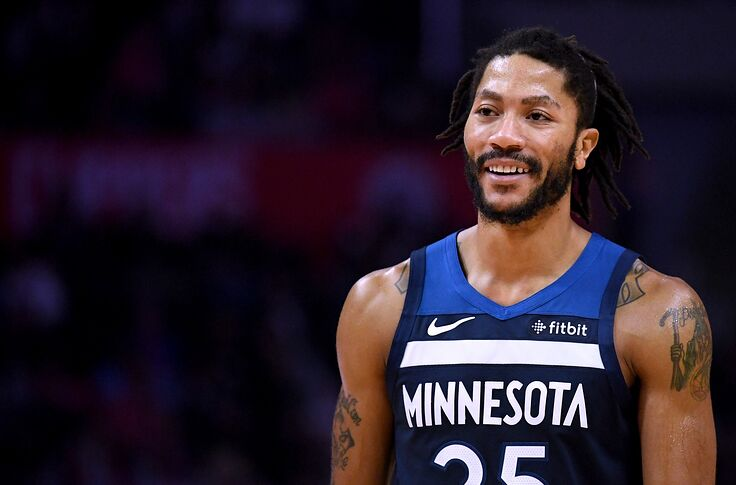 4df26d9831e Chicago Bulls  Derrick Rose hints at possible return home