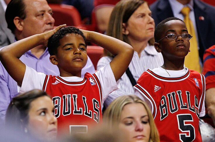 Chicago Bulls fans are entering dangerous territory