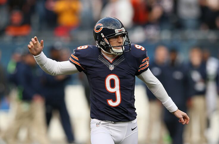 wholesale dealer bdb05 7b9ce Chicago Bears: Robbie Gould requests trade, wants to return home
