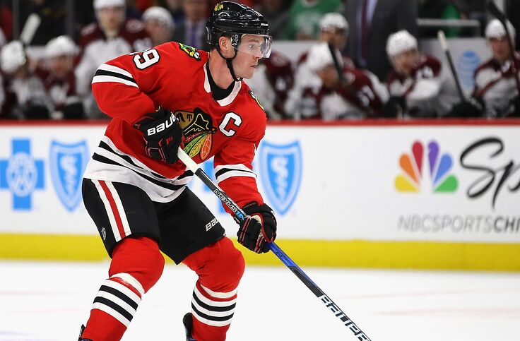 chicago blackhawks for 3 games toews was the best player on earth