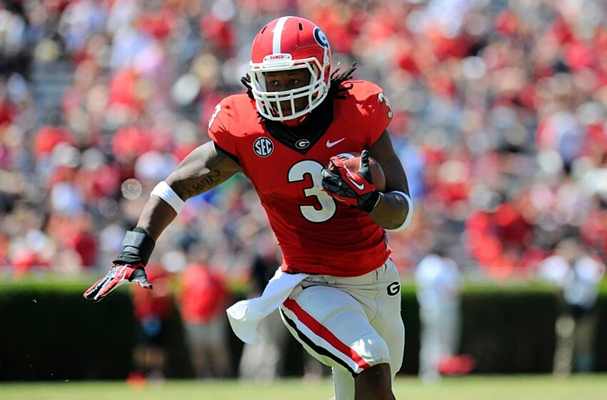 Georgia Football s Todd Gurley Makes Doak Walker Award Watch List d0b8b206f