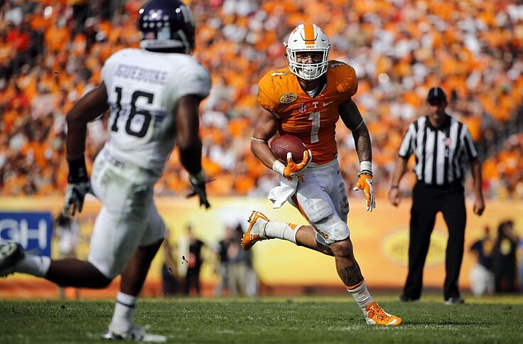 Getting to Know the Opponent: UT's Jalen Hurd