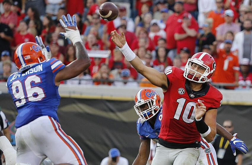 e1b689ba374 Georgia Football  The biggest reasons why the Bulldogs lost to Florida