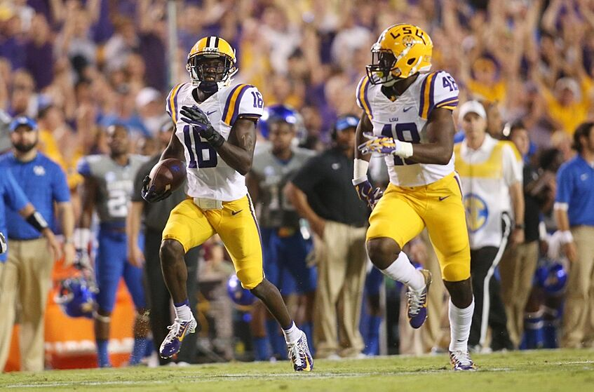 LSU football player projections  Tre Davious White 48150272e