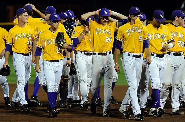 low priced 32e6e f79f3 LSU Baseball: Will Tigers live up to poll projection?