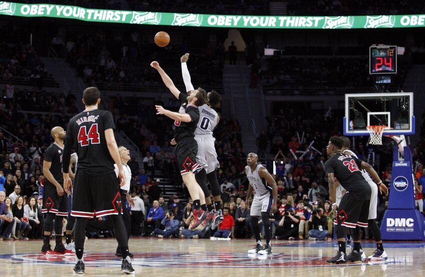 Detroit Pistons vs. Bulls: Game Time, TV, Radio, Live Stream