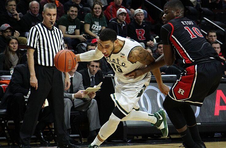 Michigan State Basketball vs  Rutgers: Time, TV, Live Stream