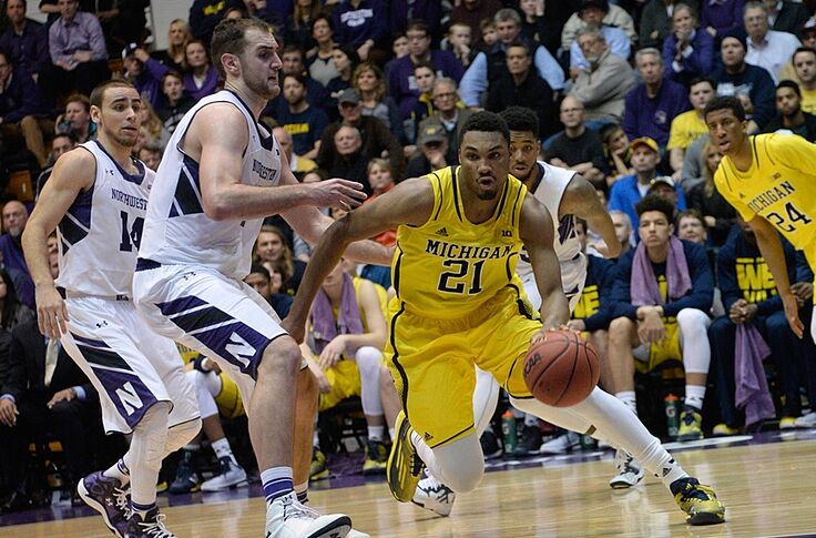 Michigan Basketball Vs Northwestern Time Tv Live Stream