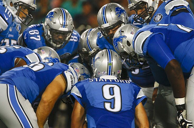 more photos 66b7d 6e4a7 Detroit Lions: Rumored Leak Says Color Rush Will be Black