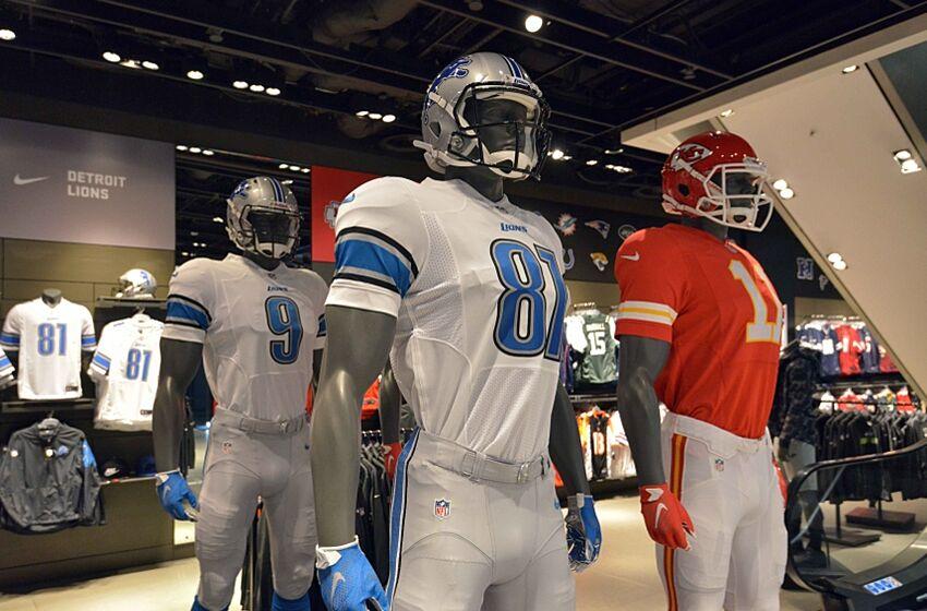 e3f4ff7a5 Detroit Lions News  Color Rush Uniforms Expected Next Month