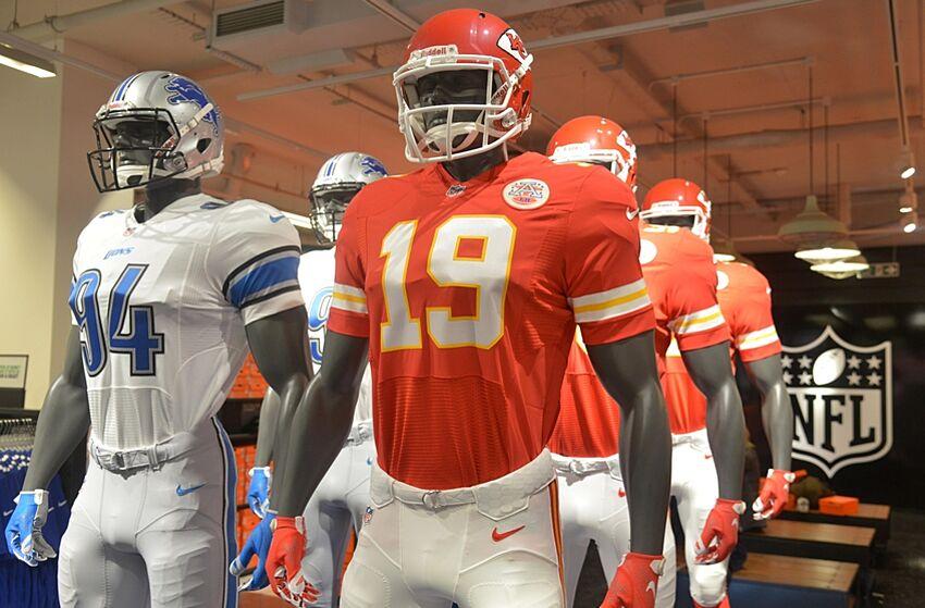 246cc59b7 Detroit Lions  New Color Rush Uniform Rumors Emerge